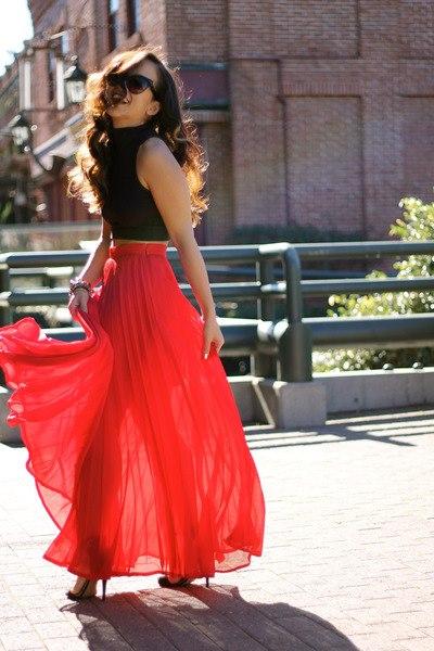 When In Doubt, Wear Red